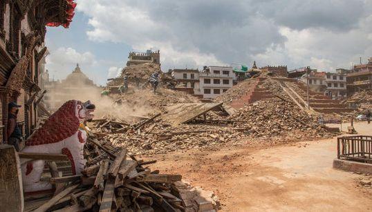 Las labores de rescate en Nepal y otras fotos