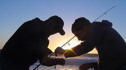 La próxima vez que vayas de pesca, llévate el