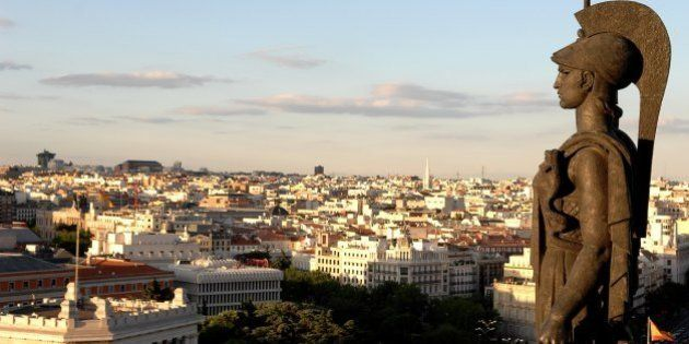 Homenaje a Madrid: arqueología de la