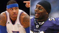 Dos estrellas del deporte piden el fin de los disturbios en