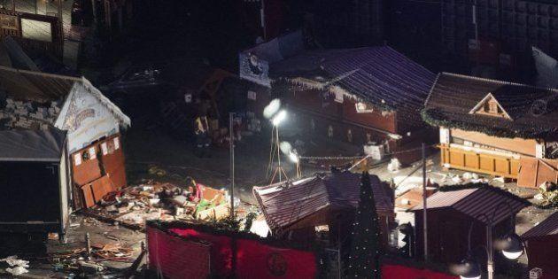 La policía registra un albergue de refugiados en Berlín tras el