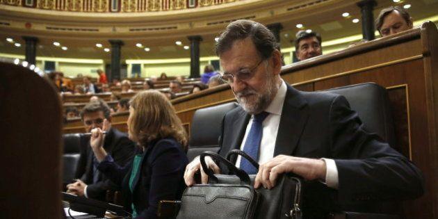Rajoy empieza a 'vender' un pretendido descenso de la desigualdad y la