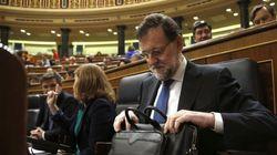 Cuando Rajoy empezó a pronunciar las palabras 'desigualdad' y