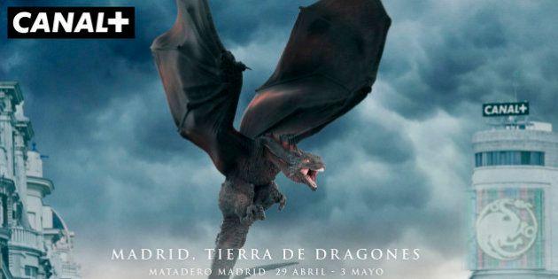 Exposición de Juego de Tronos: el trono de Hierro está en Madrid