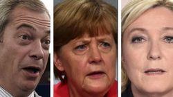 La ultraderecha europea culpa a Angela Merkel del atentado de