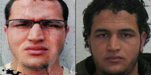 El sospechoso del atentado de Berlín, grabado ante una mezquita ocho horas después del