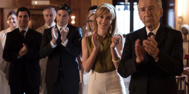 Récord de audiencia en 'Velvet': más de 4,3 millones de personas vieron el final de la