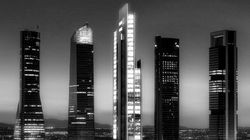 Esta será la quinta torre de Madrid