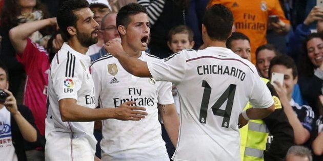 Un Real Madrid sin brillo solventa el trámite ante el