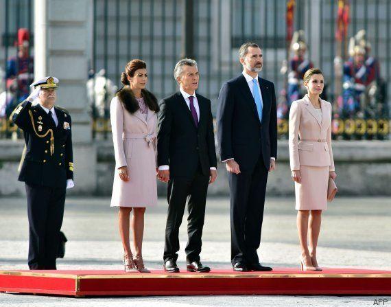 El motivo por el que la reina Letizia y Juliana Awada han sido 'gemelas' en