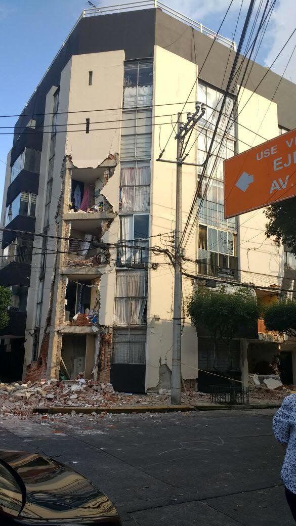 Terremoto en Méjico: ahora ya sé qué es el