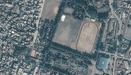 Impresionantes fotos por satélite de los campamentos levantados en