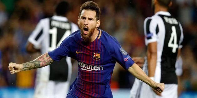 Messi suma los mismos goles que el Real Madrid en la
