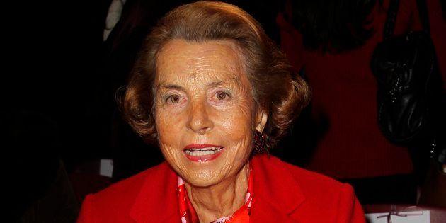 Muere Liliane Bettencourt, heredera de