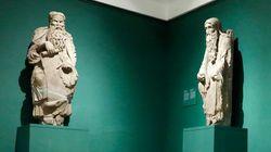 Santiago da 15 días a los Franco para que devuelvan dos estatuas románicas de la