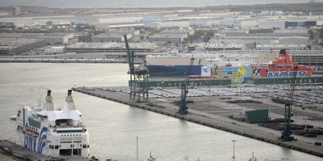 Los cruceros en el puerto de Barcelona que acogerán a agentes de las fuerzas de