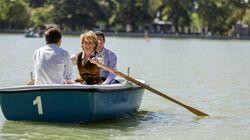 Aguirre pasea en barca por el Retiro y vuelve a hablar de los