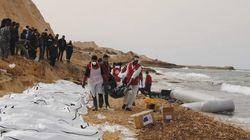 Desolador: Hallan 74 cadáveres de refugiados frente a la costa de