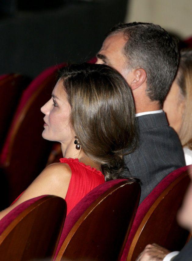La reina Letizia se apunta al peinado