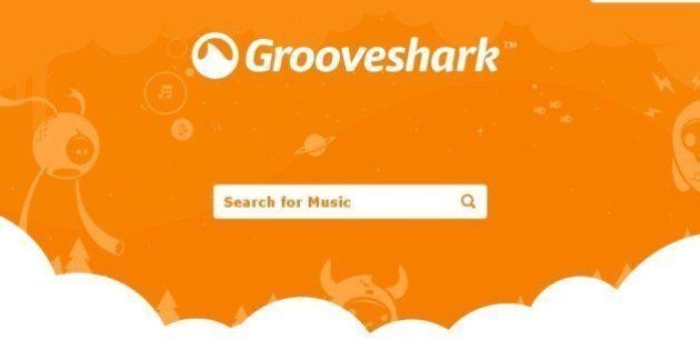 Grooveshark cierra: adiós al servicio de música en