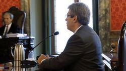 El fiscal pide nueve años de inhabilitación para