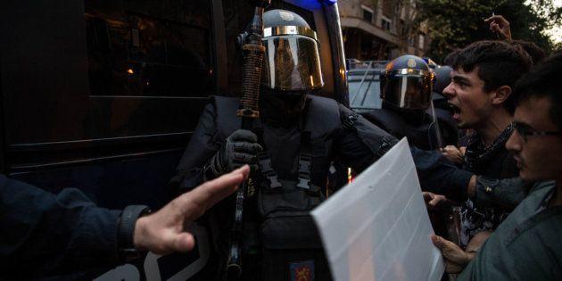 Interior comunica a la Generalitat el envío de refuerzos policiales a