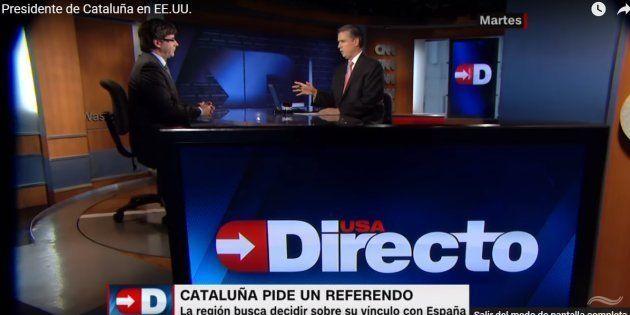 El mundo nos observa: el conflicto catalán visto desde el