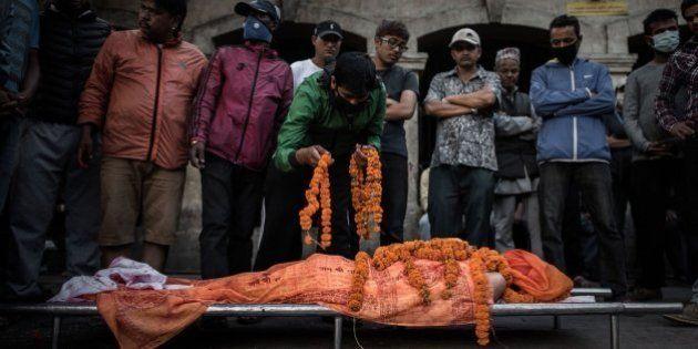 Las autoridades de Nepal no creen que queden