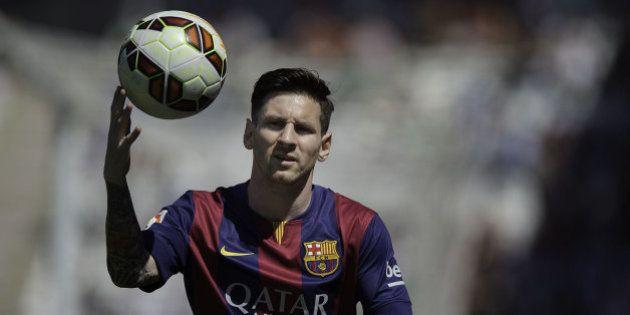 El Barcelona golea al Córdoba y lo manda a