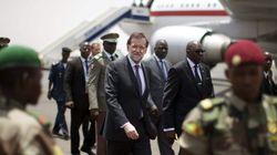 Rajoy visita a las tropas antiyihadistas en Mali y