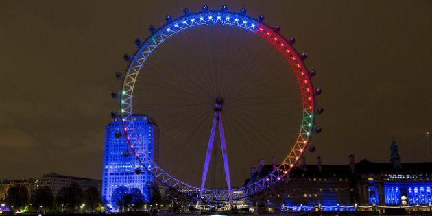 Londres festeja a su princesa sin
