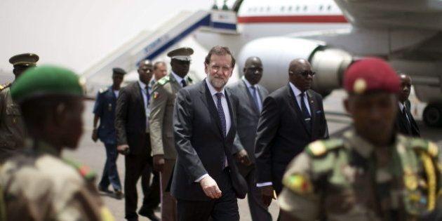 Rajoy viaja a Mali y Senegal para visitar a las tropas