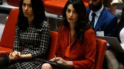 Amal Clooney arranca a la ONU una resolución histórica en la lucha contra el
