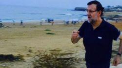 Rajoy, a todo gas en