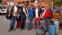 El número de españoles desaparecidos en Nepal se reduce a