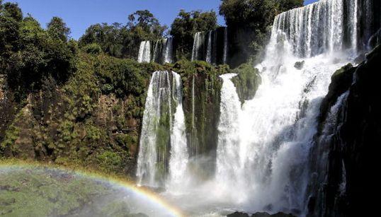 Las maravillosas vistas de las cataratas del Iguazú te dejarán sin