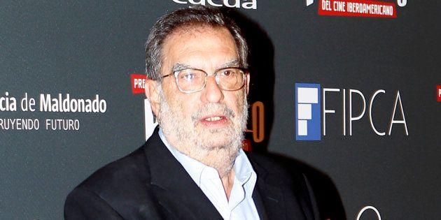 Enrique González Macho, durante la presentación de la 3ª edición de los Premios Platino del Cine Iberoamericano