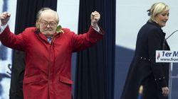 Le Pen (padre) suspendido por su partido, dirigido por su