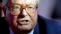 Le Pen padre repudia a su hija y le exige que no use su