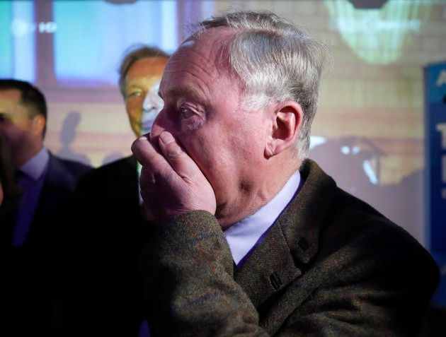 El líder de AfD, Alexander
