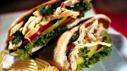 El pollo de Subway sólo es un 50% pollo, según un