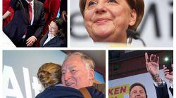 Las elecciones alemanas, en 9