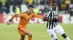 Las curiosidades del Juventus-Real