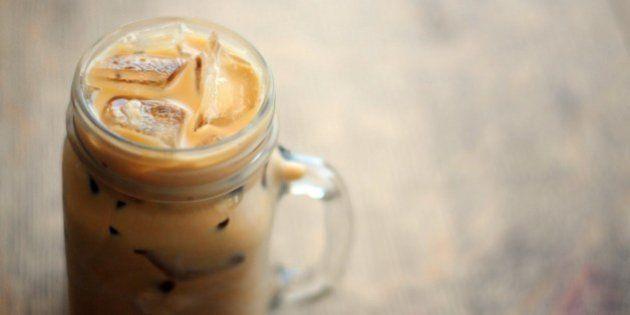 10 trucos para hacer el café helado
