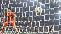 La Juventus asfixia al Madrid en Turín y toma