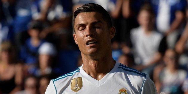 El emocionante gesto de Cristiano Ronaldo con un niño muerto en el terremoto de