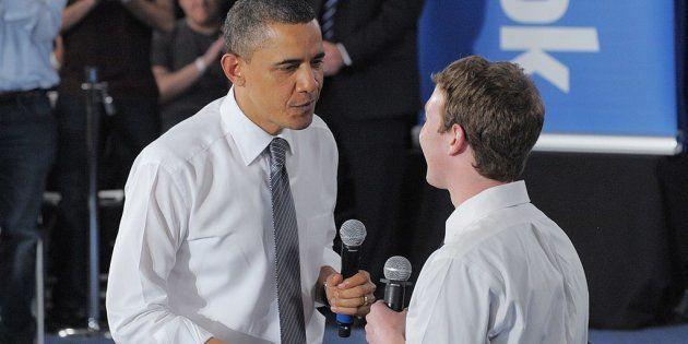 Obama advirtió al creador de Facebook de la injerencia rusa por medio de las noticias falsas en redes