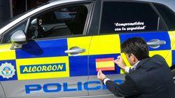 El alcalde de Alcorcón regalará banderas de España para colgar en los