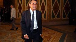 El Tribunal de Cuentas reclama a Artur Mas 5,2 millones por organizar el