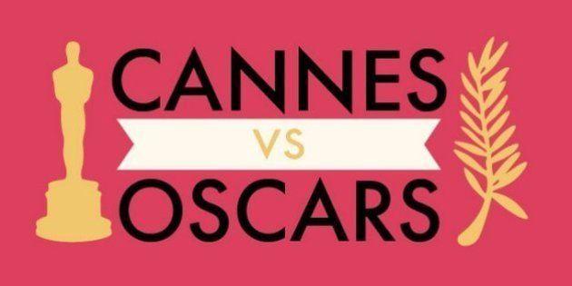 Los símbolos de los Oscar vs. los de Cannes: ¿quién